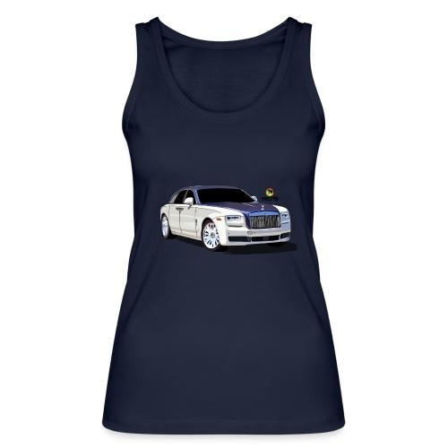 Luxury car - Women's Organic Tank Top by Stanley & Stella