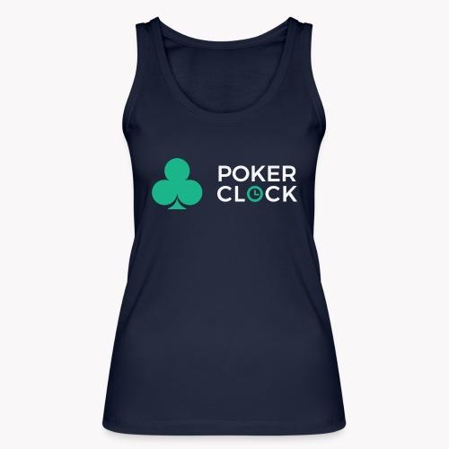 Poker Clock Logo - Frauen Bio Tank Top von Stanley & Stella