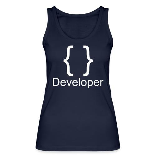 Developer - Frauen Bio Tank Top von Stanley & Stella