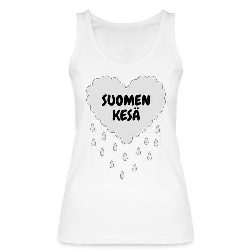 Suomen kesä - Stanley & Stellan naisten luomutanktoppi