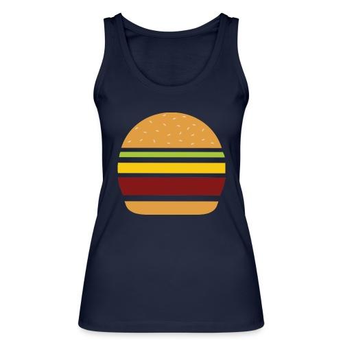 Logo Burger Panhamburger - Débardeur bio Femme