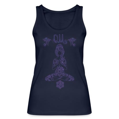Yogagirl Hippie Boho Style OM - Frauen Bio Tank Top von Stanley & Stella