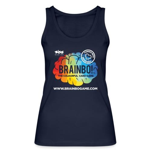 BRAINBO - Women's Organic Tank Top by Stanley & Stella