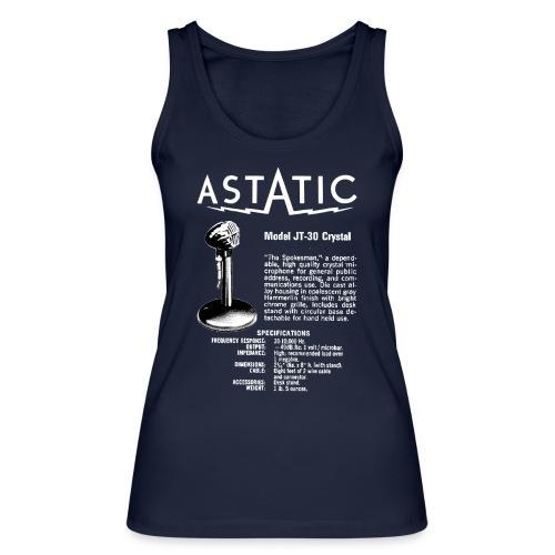 Astatic JT-30 Specs - Women's Organic Tank Top by Stanley & Stella