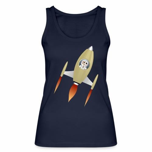 Spaceship - Débardeur bio Femme