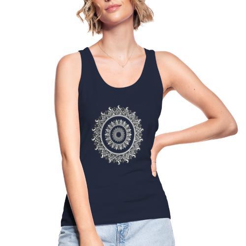 Mandala Black&White - Top ecologico da donna di Stanley & Stella