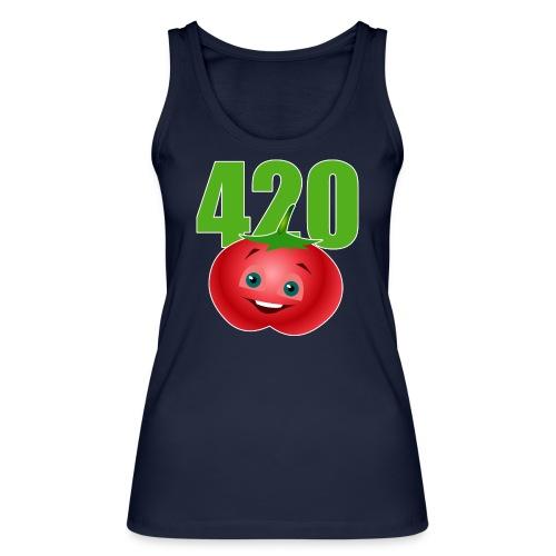 Tomate 420 - Frauen Bio Tank Top von Stanley & Stella