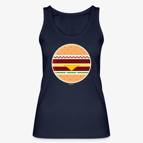 Circle Burger - Top ecologico da donna di Stanley & Stella