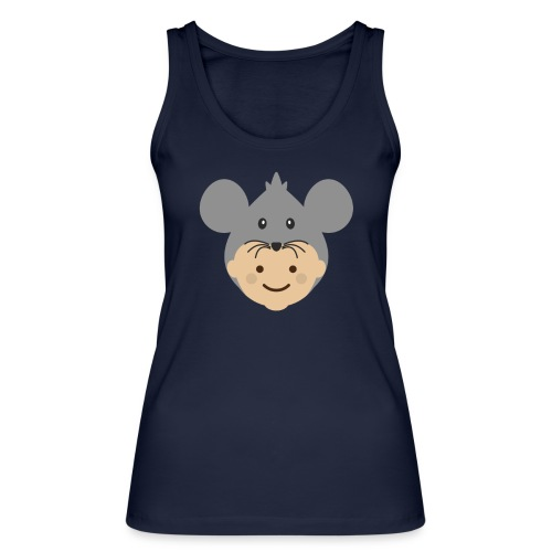 Mr Mousey   Ibbleobble - Women's Organic Tank Top by Stanley & Stella
