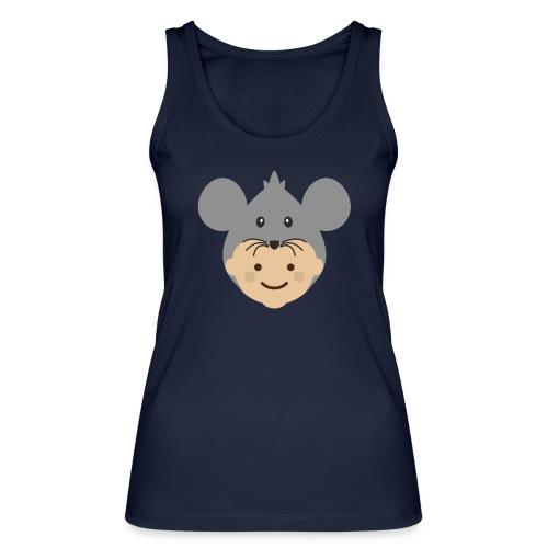 Mr Mousey | Ibbleobble - Women's Organic Tank Top by Stanley & Stella