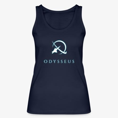 Odysseus glow text - Stanley & Stellan naisten luomutanktoppi