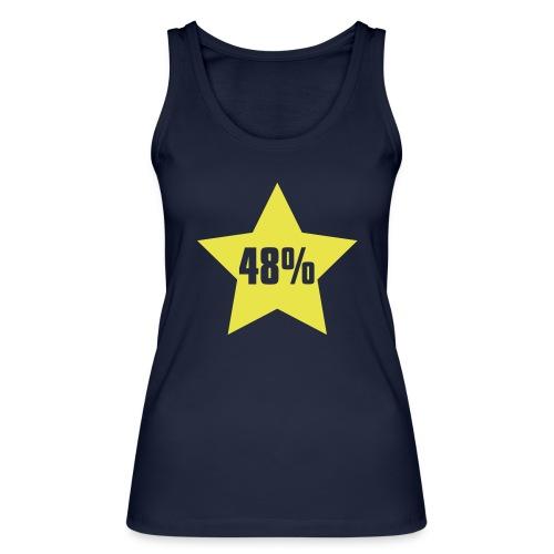 48% in Star - Women's Organic Tank Top by Stanley & Stella