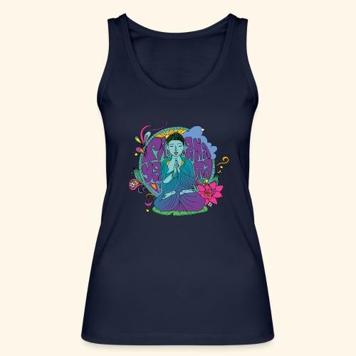 pranayama - Camiseta de tirantes ecológica mujer de Stanley & Stella