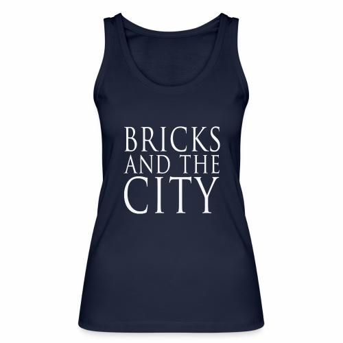 Bricks and the City (square) - Top ecologico da donna di Stanley & Stella