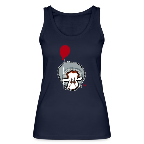 Evil Clown Sheep from IT - Camiseta de tirantes ecológica mujer de Stanley & Stella