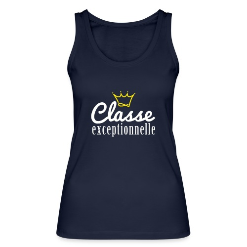 Classe exceptionnelle - Débardeur bio Femme