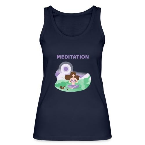Yoga Meditation - Top ecologico da donna di Stanley & Stella