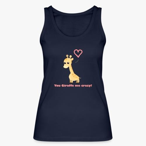 Giraffe Me Crazy - Økologisk Stanley & Stella tanktop til damer