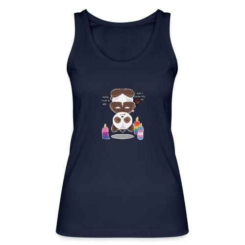 Panda Love - Økologisk Stanley & Stella tanktop til damer