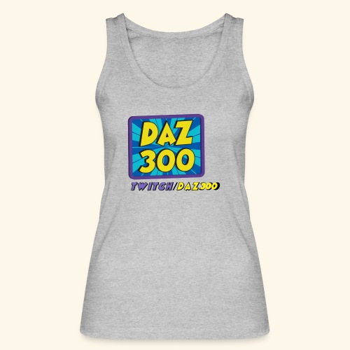 daz logo 2 0 - Women's Organic Tank Top by Stanley & Stella