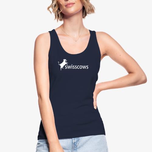 Swisscows - Logo - Frauen Bio Tank Top von Stanley & Stella