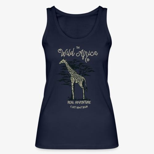 Girafe - Débardeur bio Femme