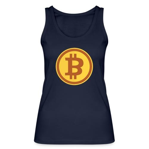 Bitcoin - Frauen Bio Tank Top von Stanley & Stella