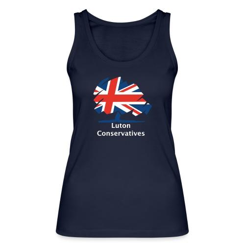 Luton Conservatives - Women's Organic Tank Top by Stanley & Stella