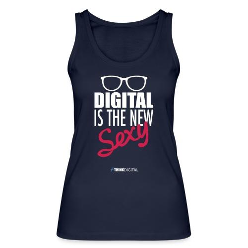 DIGITAL is the New Sexy - Lady - Top ecologico da donna di Stanley & Stella