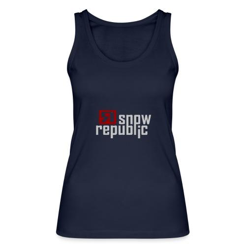 SNOWREPUBLIC 2020 - Vrouwen bio tanktop van Stanley & Stella