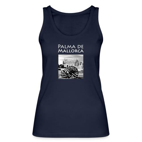 Palma de Mallorca mit Cathedrale Heiligen Maria - Frauen Bio Tank Top von Stanley & Stella