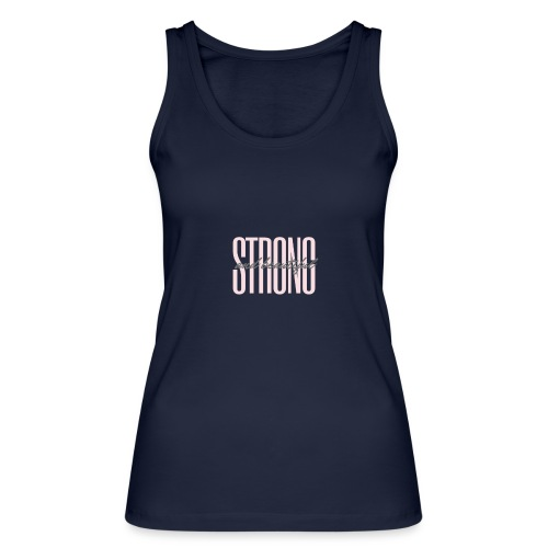 Strong and beautiful - Frauen Bio Tank Top von Stanley & Stella