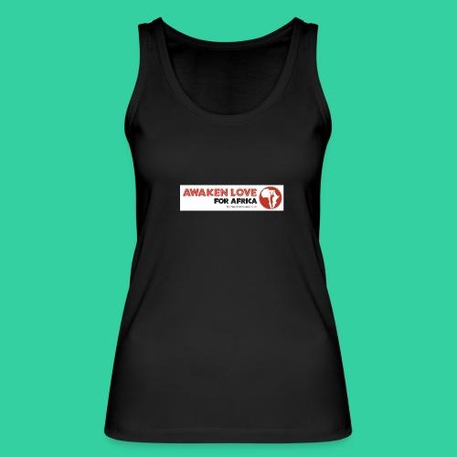 AwakenLoveWebBanner900x224 jpg - Women's Organic Tank Top by Stanley & Stella