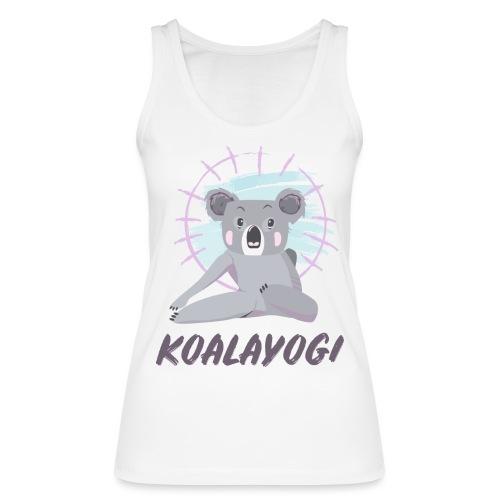 Koalayogi - Økologisk singlet for kvinner fra Stanley & Stella