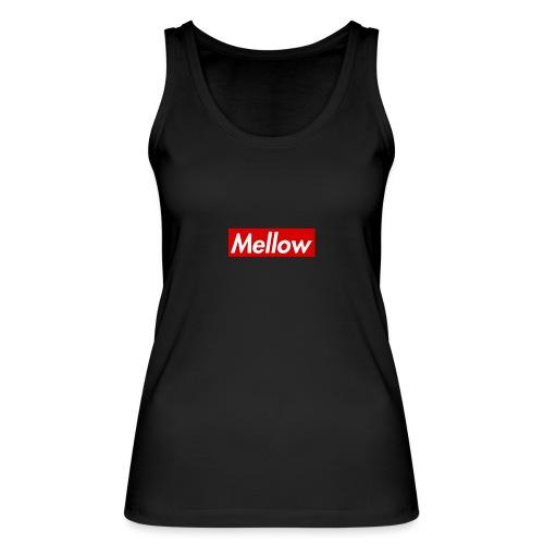 Mellow Red - Women's Organic Tank Top by Stanley & Stella