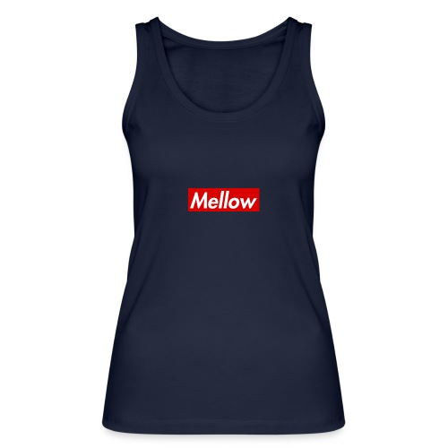 Mellow Red - Women's Organic Tank Top by Stanley & Stella