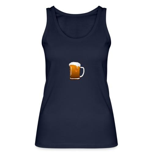 Bier - Frauen Bio Tank Top von Stanley & Stella