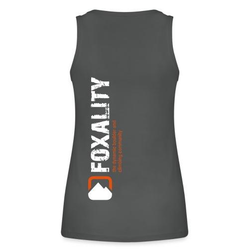 Climbing Community FOXALITY - Frauen Bio Tank Top von Stanley & Stella