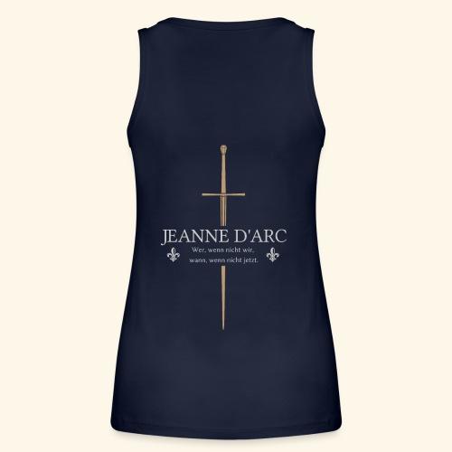 Jeanne d arc - Frauen Bio Tank Top von Stanley & Stella
