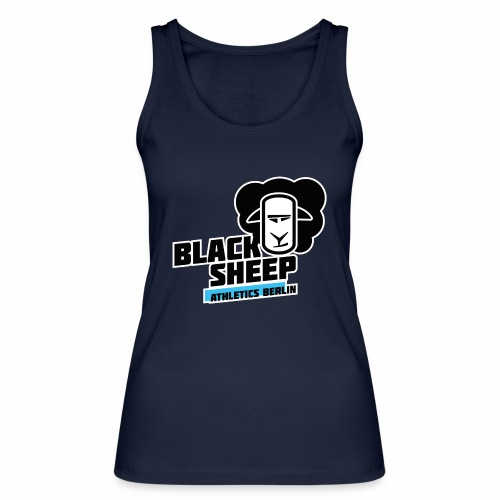 161203_BLACK_SHEEP_witout - Frauen Bio Tank Top von Stanley & Stella