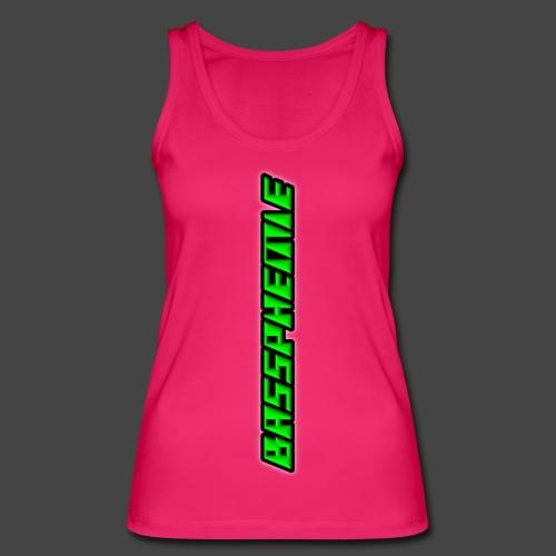 Bassphemie - Neongrün - Frauen Bio Tank Top von Stanley & Stella