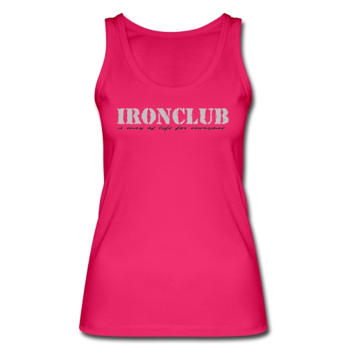 IRONCLUB - a way of life for everyone - Økologisk singlet for kvinner fra Stanley & Stella