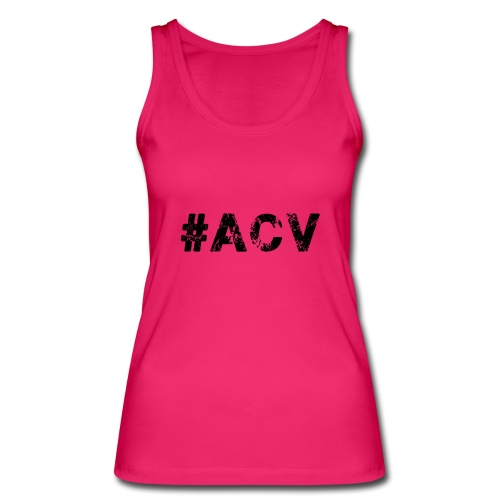 #ACV Logo - Frauen Bio Tank Top von Stanley & Stella