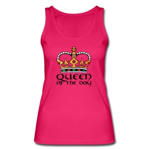 Queen of the day - Frauen Bio Tank Top von Stanley & Stella