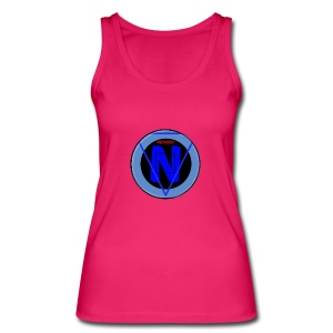 1024px Circle black simple svg - Vrouwen bio tanktop van Stanley & Stella