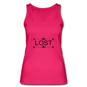lost stree6 - Women's Organic Tank Top by Stanley & Stella