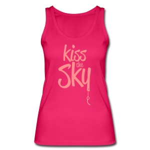 kiss the sky *2018* - Frauen Bio Tank Top von Stanley & Stella