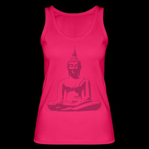Boeddha beeld - Vrouwen bio tanktop van Stanley & Stella