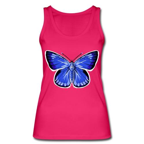 vlinder2_d - Vrouwen bio tanktop van Stanley & Stella