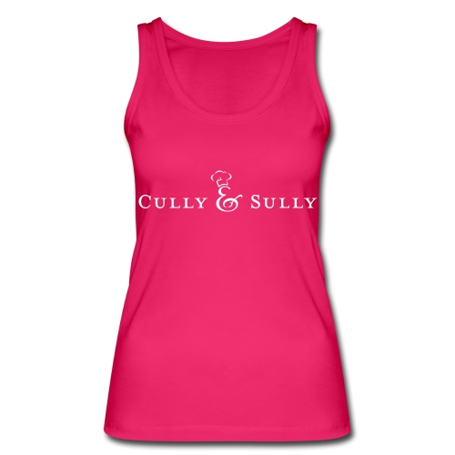 cands white - Women's Organic Tank Top by Stanley & Stella